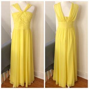 NWT ✨ Lauren Ralph Lauren Evening Grecian Dress